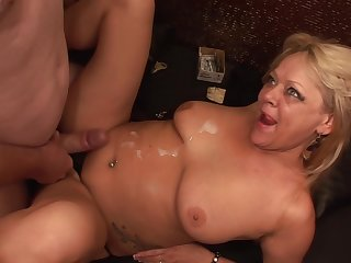TuttiFrutti - Swinger amateur party with two Milf Sluts