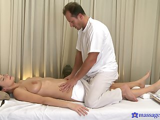 Sensual massage leads these two roughly share wonderful sex moments