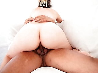 Fat Breast Asian-Latina Teen Not far from Perfect Tight Pussy Rides Your Cock. She Couldn't Wait To Jump Your Cock.