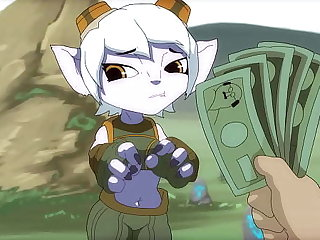 A great gangbang with Tristana be beneficial to money