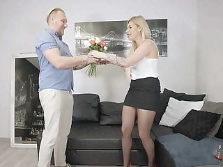 Hot Milf Cheat Husband with his best friend
