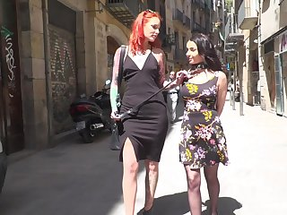 Silvia Rubi and her kinky friends adore the humiliation and other fetishes