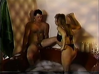 Date with a Mistress 1995 vintage fetish Hank Armstrong , Porshce Lynn