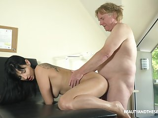 ache lifetime since her last 69 and she now wants with regard to swallow