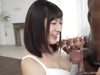Japanese loves the BBC causing her so importantly pleasure