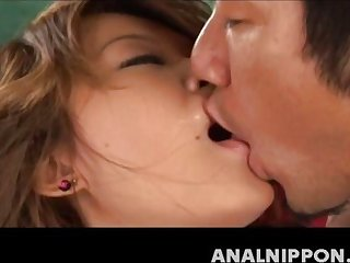 Milf approximately heats Hitomi Mano shaking young inches approximately her - More at hotajp.com